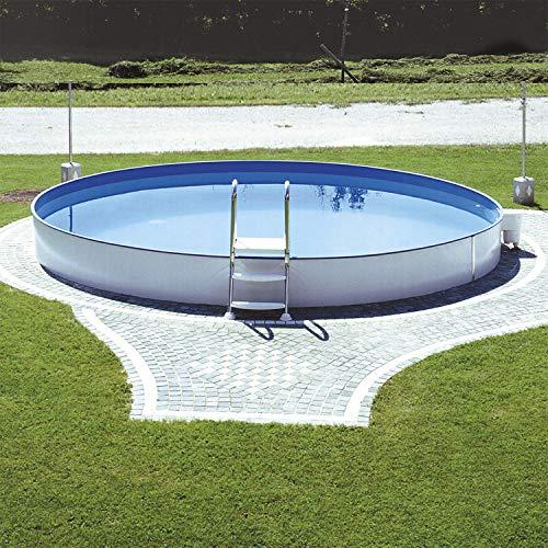 Steinbach Styriapool rund Ø 450 x 120 cm, Blau