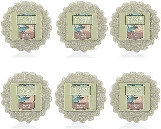 Yankee Candle Lot of 6 Sage & Citrus Tarts Wax Melts