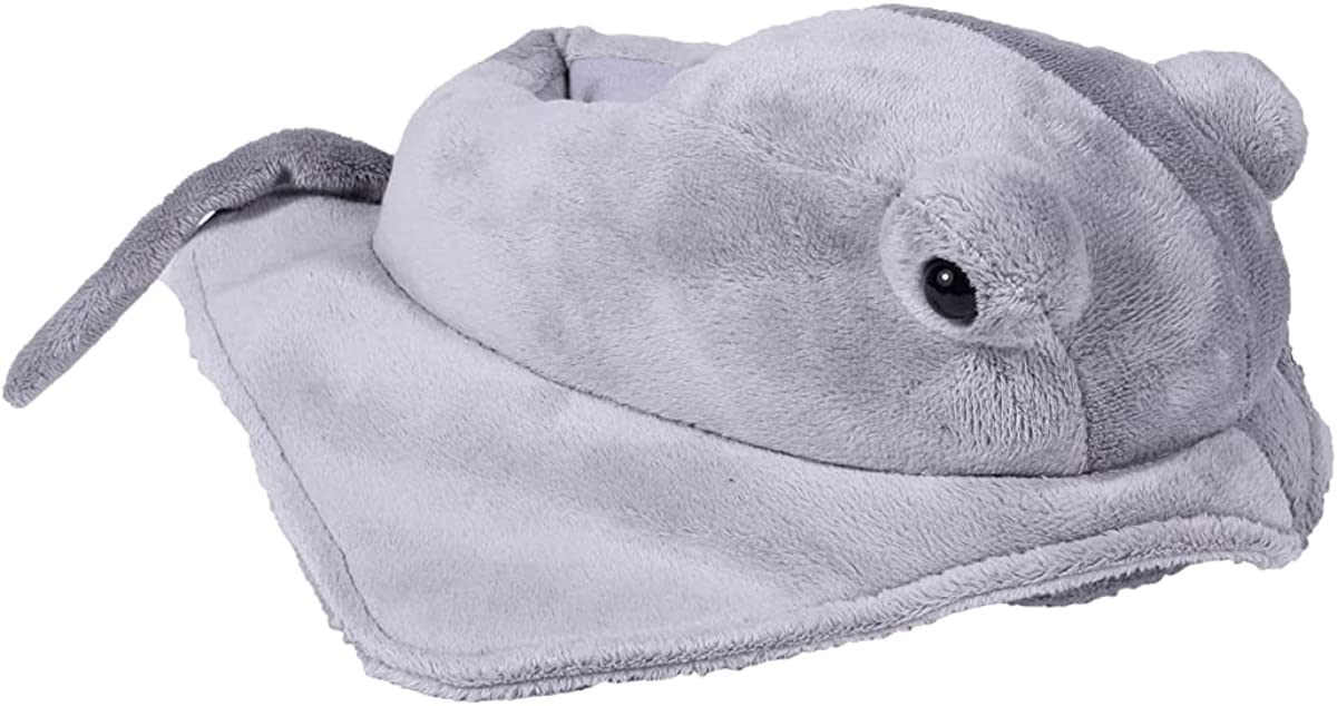 HappyFeet Sealife and Marine Animal Slippers for Adults and Kids, Cozy and Comfortable, As Seen on Shark Tank