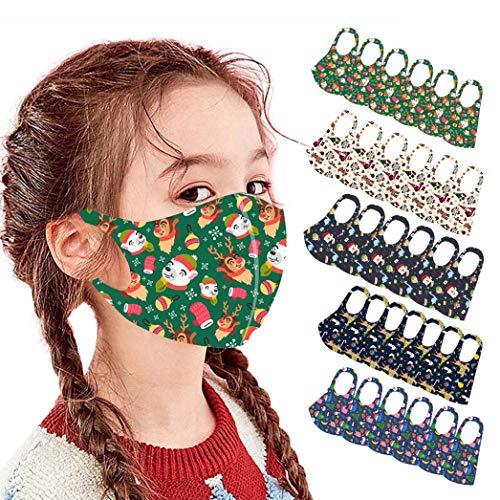 30PCS Unisex Protect Foggy Haze Anti-Spitting Protective Schal