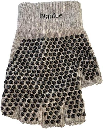 popular X/N Bighfue online Yoga discount Gloves for Women, Toeless Anti-Skid Pilates, Ballet, Workout Gloves outlet sale