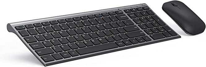 Best slim wireless keyboard and mouse Reviews