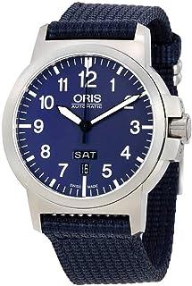 676c1a4e7a Oris BC3 Homme 42mm Bracelet Nylon Automatique Montre 01 735 7641 4165-TSNVY