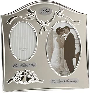 anniversary box frame