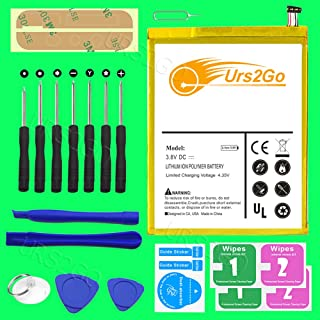 XIAOMIN 10 PCS Front Housing Adhesive for Nokia 3 Replacement