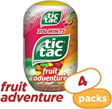Best fruit flavored tic tacs Reviews