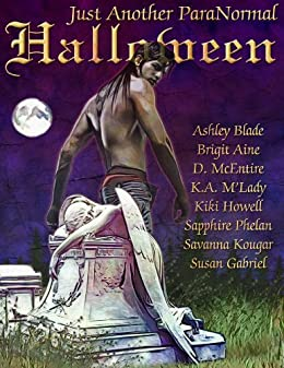 Just Another Paranormal Halloween by [Ashley Blade]