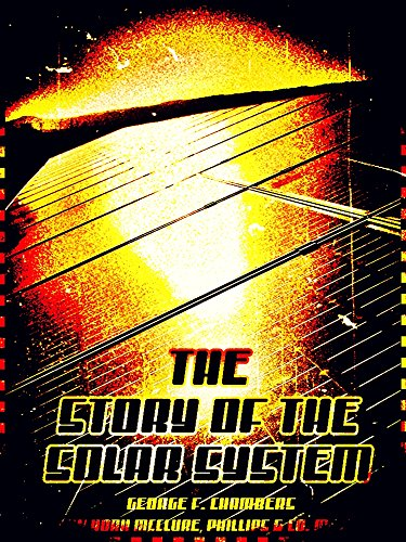 The Story of the Solar System (Illustrations) (English Edition)