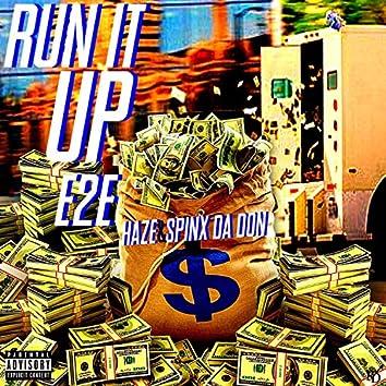 Run it up (feat. Spinx da don & Haze)