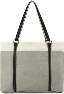 BROCCOLI Borsa Donna Tracolla,Borse Mano Donna Borse a Spalla in Tela Borsetta Vintage Shopper Messenger Bag Multifunzione...