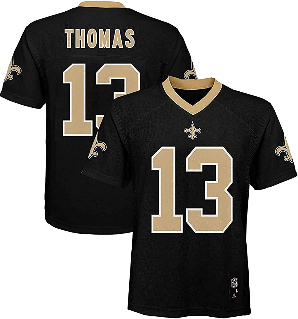 Outerstuff Daily bargain sale Michael Thomas New Orleans Toddler Boys Saints Cheap mail order specialty store NFL 2-
