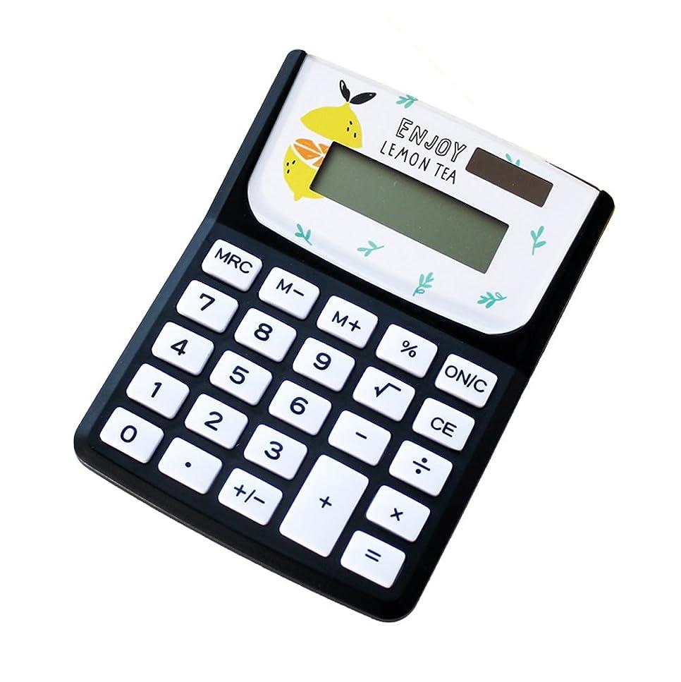 推測するディプロマ仕方ポータブル電卓キュート学生オフィス小さなフレッシュカラー電卓、a1