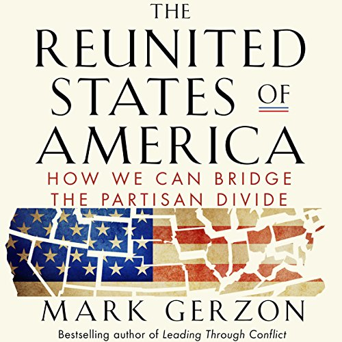 The Reunited States of America audiobook cover art