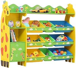 Boîte de rangement de jouets pour enfants Support de rangement de finition pour enfants - Pour organiser le stockage de jo...