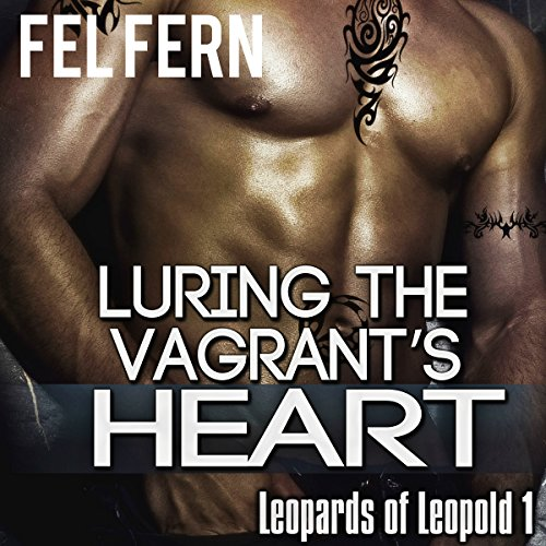 Luring the Vagrant's Heart audiobook cover art