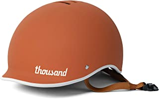Sponsored Ad - Thousand Adult Bike Helmet - Heritage Collection - Safety Certified for Bicycle Skateboard Road Bike Skatin...
