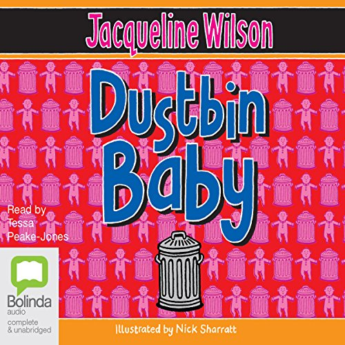 Dustbin Baby audiobook cover art
