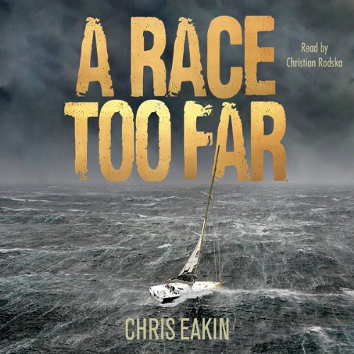 A Race Too Far audiobook cover art