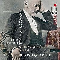 Complete String Quartets 1 & 2