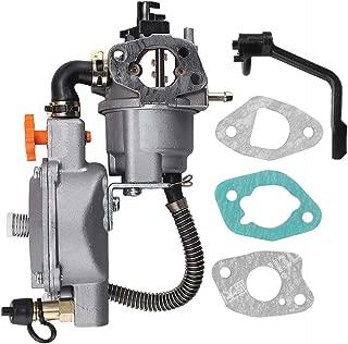 Zreneyfex Carburetor Dual Fuel Carb Conversion Kits for Tonco Generator GX200 170F 170G-GX200