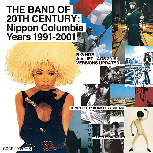 [Album]THE BAND OF 20TH CENTURY:NIPPON COLUMBIA YEARS 1991-2001 – ピチカート・ファイヴ[FLAC + MP3]