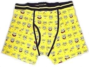 Spongebob Square Pants Men's Boxer Briefs