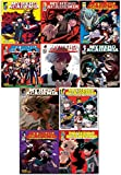 My Hero Academia Volume 1-10 Collection 10 Books Set by Kohei Horikoshi