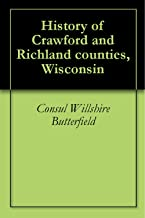 history of richland county wisconsin