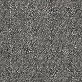 Kunstrasen Rasenteppich mit Noppen | Höhe ca. 7,5mm | 133, 200 und 400 cm Breite | grau | Meterware, verschiedene Größen | Größe: 1 x 1,33 m