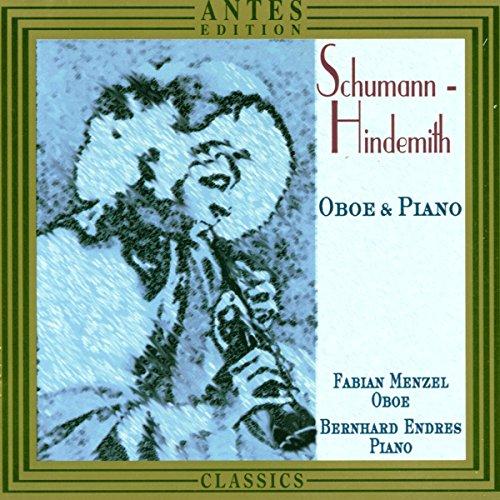 Werke für Oboe und Klavier von Schumann und Hindemith