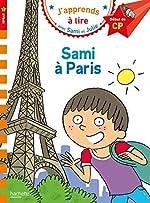 Sami et Julie CP Niveau 1 Sami à Paris d'Isabelle Albertin