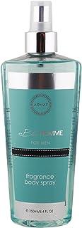 Armaf Blue Homme Fragrance Body Sprey For Men 250 ml (Body Mist)(by G.C.GS)