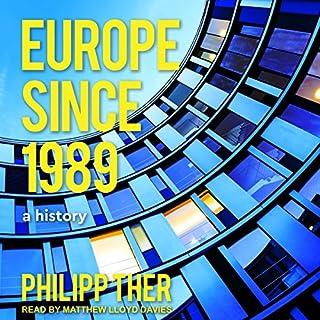 Couverture de Europe Since 1989
