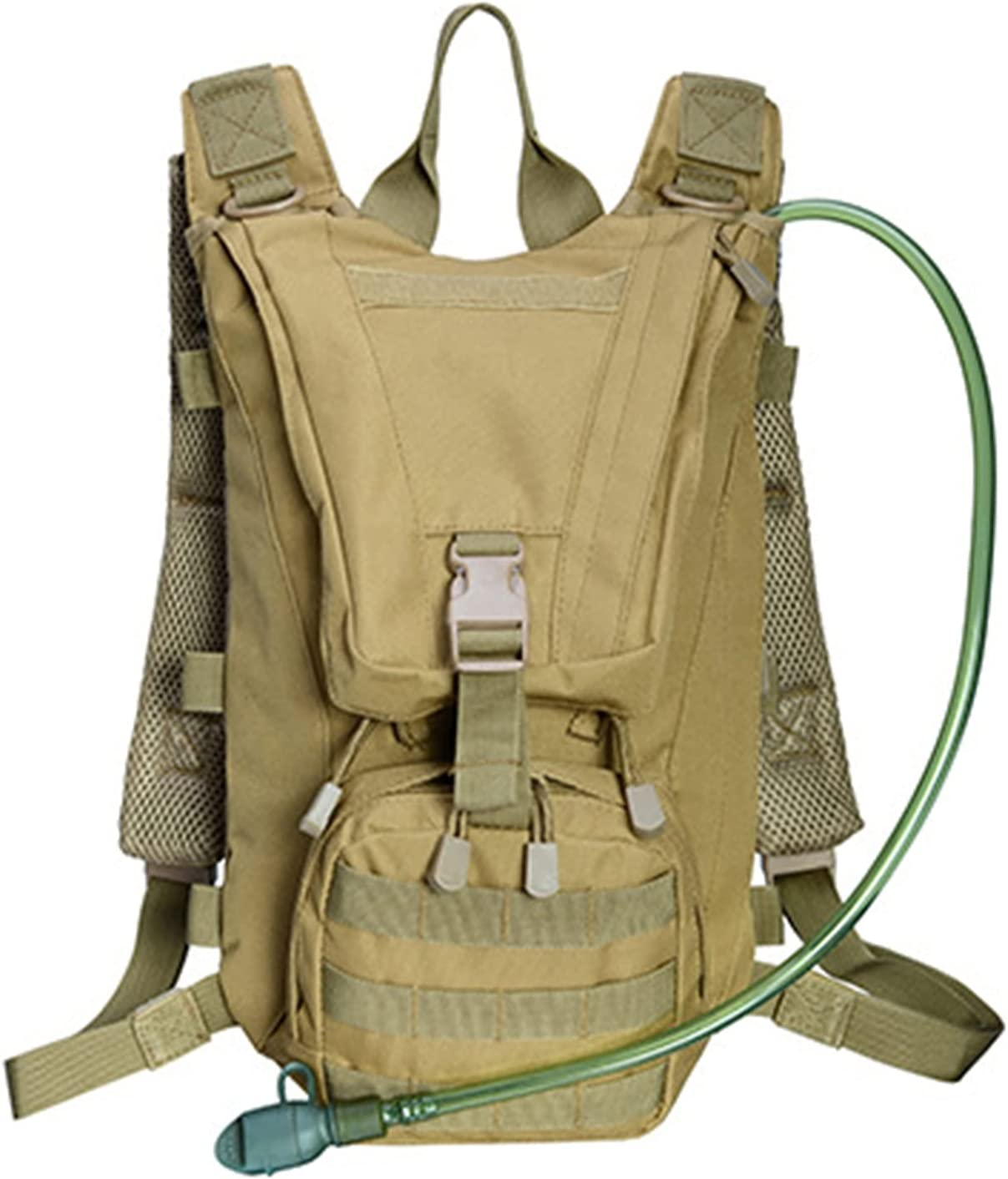 Hydration Bladder Tactical Backpack Wat 2.5L Pack with Fort Worth Mall Large discharge sale