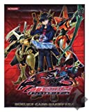 YU-GI-OH! Yugioh Japanese 5D's Yusei Fudo Duelist Pack #2 Official 4 Pocket Card Album by