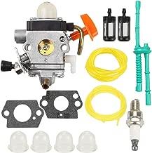 Mannial Carburetor Carb fit STIHL FS87 FS90 FS100 FS110 FS130 HL90 HL95 HL100 HT100 HT101 HL100 HL90 KM90 KM100 KM110 SP90 Rep ZAMA C1Q-S131 C1Q-S173 C1Q-S174 C1Q-S176 4180-120-0604 4180-120-0607