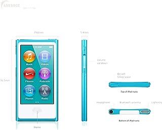Apple iPod Nano 16GB (7th Generation, Blue) MD477LL/A (Discontinued Edition)