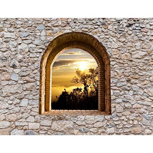 Vlies Fototapeten 'Tropical Sunset' 352x250 cm - 9017011b RUNA Tapete