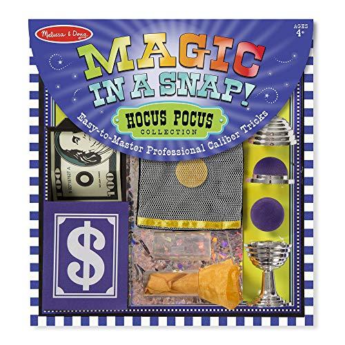 Melissa & Doug Magic in a Snap! Hocus-Pocus Collection