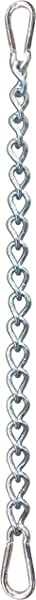Chain With Two Carabiners Variable Attachment For Hanging Chair 1