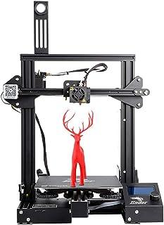 3D-printer Creality Ender 3 Pro geïnstalleerd met MeanWell Power, verwijderbaar gebouwgebied, hervatting van het afdrukvol...