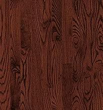 Bruce Hardwood Floors CB1218 Dundee Plank Solid Hardwood Flooring, Cherry