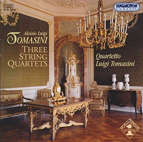 Luigi Tomasini Quartet
