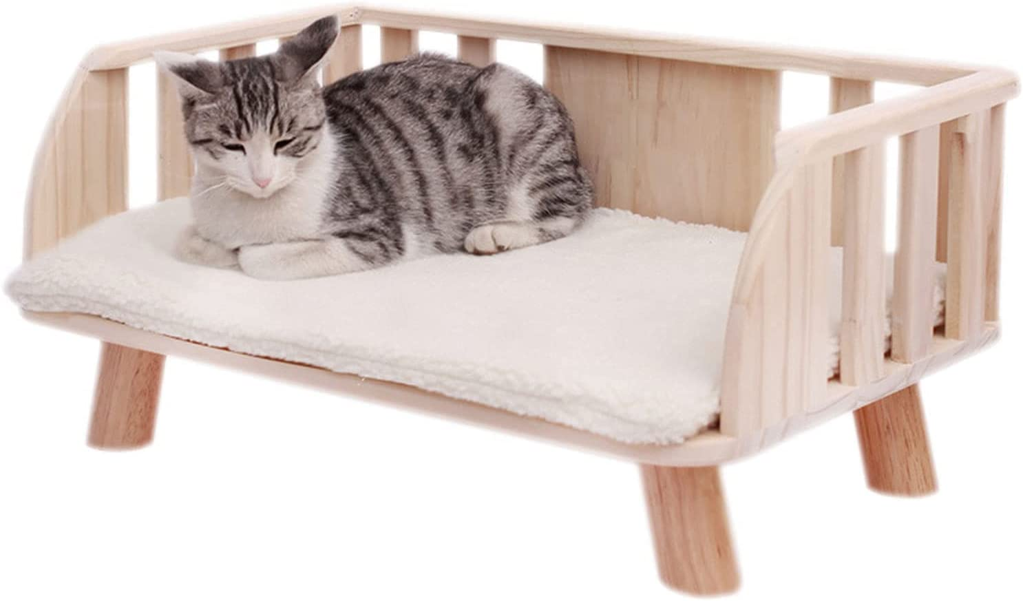 CHENGLONGTANG Pet Alternative dealer Supplies Dog Four-Season Luxury goods Bed Sofa Wooden