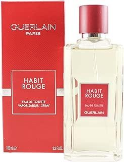 Guerlain Habit Rouge  Eau De Toilette 100ml