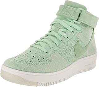 check out d3717 6e8d6 NIKE Femme AF1 Air Force 1 Flyknit Hi Baskets 818018 Chaussures Sneakers  (UK 6 8