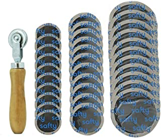 Herramienta de reparación de neumáticos de goma para