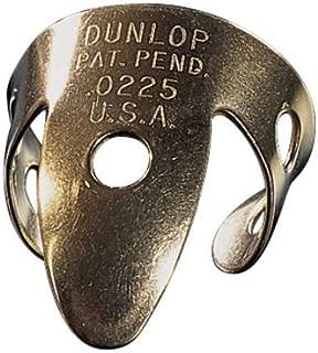Dunlop 37R.0225 Brass Fingerpicks, .0225