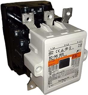 Fuji Electric, 3NC3F0E22, Sc-N5 Ac Contactor 92A 2A2B