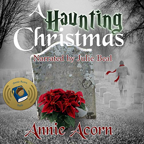 A Haunting Christmas  audiobook cover art